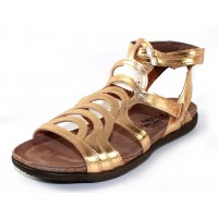 Naot Women's Sara In Gold Leather