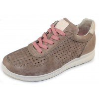 On Foot Women's 40000 In Taupe Suede