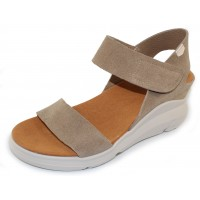 On Foot Women's 80004 In Bison Suede