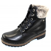 Pajar Women's Pantil 3.0 In Black Hydro Leather