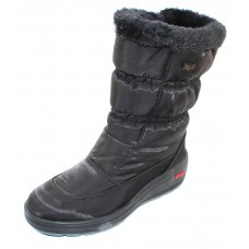 Pajar Women's Snowcap 2 In Black Waterproof Nylon