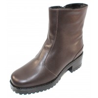 Palmroth Original Women's 83110 In Dark Brown Leather