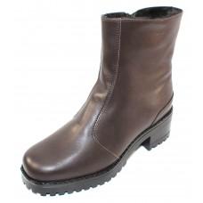 Palmroth Original Women's 83110 In Dark Brown Leather
