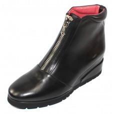 Pas De Rouge Women's Lamer 2042 In Black Nappa Leather
