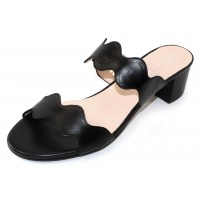Patricia Green Women's Palm Beach In Black Leather