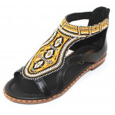 Pikolinos Women's Algar W0X-Ma0617 In Black Leather
