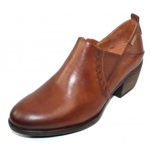 Pikolinos Women's Baqueira W9M-7666 In Cuero Leather