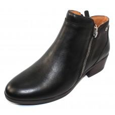 Pikolinos Women's Daroca W1U-8590 In Black Leather