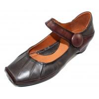 Pikolinos Women's Gandia 849-5847C1 In Lead Leather