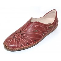 Pikolinos Women's Jerez 578-7399 In Sandia Burnished Leather