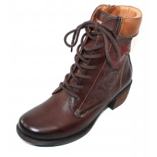 Pikolinos Women's Le Mans 838-8667 In Olmo Brown Leather