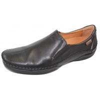 Pikolinos Men's San Telmo M1D-6032 In Black Calfskin Leather