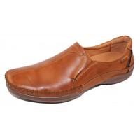 Pikolinos Men's San Telmo M1D-6032 In Brandy Calfskin Leather