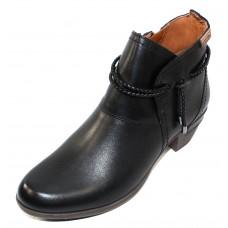 Pikolinos Women's Rotterdam 902-8775 In Black Leather