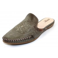 Pikolinos Women's Bari W0S-4680C1 In Laurel Green Burnished Leather