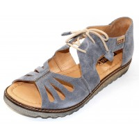 Pikolinos Women's Alcudia W1L-0917So In Lago Blue Suede