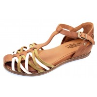 Pikolinos Women's Talavera W3D-0665C1 In Brandy Calfskin Leather