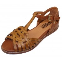 Pikolinos Women's Talavera W3D-0668C1 In Honey Leather