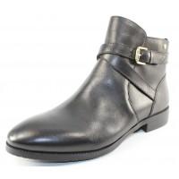 Pikolinos Women's Royal W4D-8614 In Black Calfskin Leather