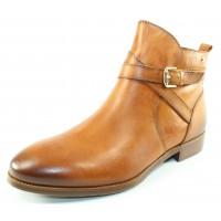 Pikolinos Women's Royal W4D-8614 In Brandy Calfskin Leather