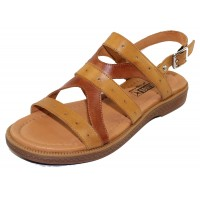 Pikolinos Women's Moraira W4E-0976C1 In Honey Multi Leather
