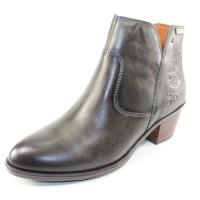 Pikolinos Women's Cuenca W4T-8676 In Lead Calfskin Leather