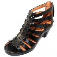 Pikolinos Women's Java W5A-1701 In Black Leather