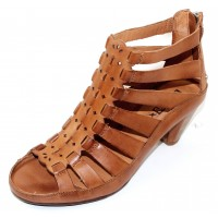 Pikolinos Women's Java W5A-1701 In Brandy Burnished Leather