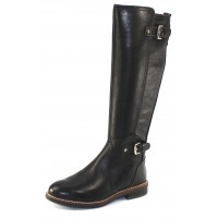 Pikolinos Women's Aldaya W8J-9621 In Black Calfskin Leather