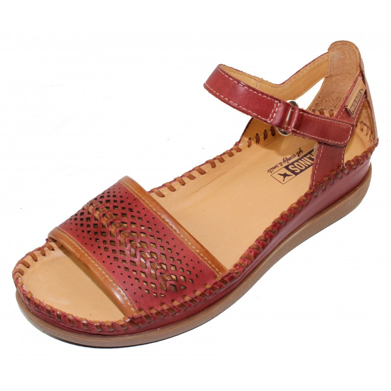 Cadaques W8K-1875 In Sandia Leather