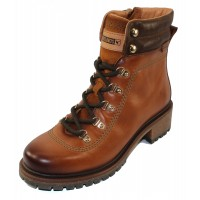 Pikolinos Women's W9Z-8634C1 In Brandy Leather