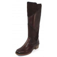 Pikolinos Women's Zaragoza W9H-9631 In Olmo Brown Leather