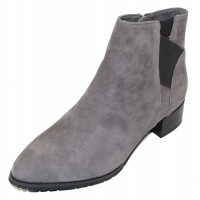 Sacha London Women's Glair In Grey Suede