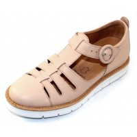 Samuel Hubbard Women's Anytime In Blush Leather