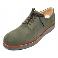 Samuel Hubbard Men's Bucks In Moss Suede