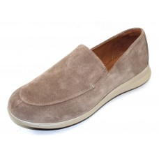 Samuel Hubbard Women's Freedom First In Taupe Suede