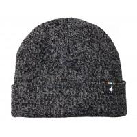 Smartwool Cozy Cabin Hat In Black Wool/Acrylic