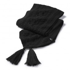 Smartwool Bunny Slope Scarf In Black