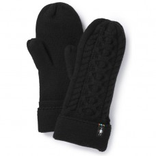 Smartwool Bunny Slope Mitten In Black