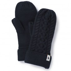 Smartwool Bunny Slope Mitten In Deep Navy Heather
