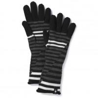Smartwool Snow Drift Gloves In Black Wool/Acrylic