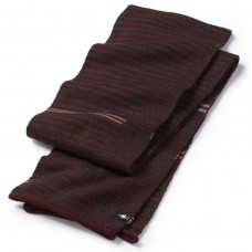 Smartwool Snow Drift Scarf In Fig