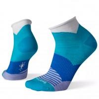 Smartwool Color Block Mini Boot Socks In Capri