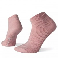 Smartwool Texture Mini Boot Socks In Pink Nectar