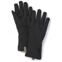 Smartwool Merino 250 Gloves In Charcoal Heather Wool