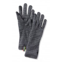 Smartwool Merino 250 Pattern Glove In Black Snow Swirl Merino Wool