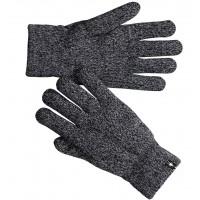 Smartwool Cozy Glove In Black Wool/Acrylic