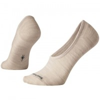 Smartwool Hide And Seek No Show Socks In Natural Wool/Nylon
