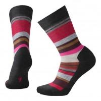 Smartwool Saturnsphere Socks In Charcoal Heather Wool/Nylon