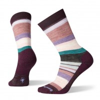 Smartwool Saturnsphere Socks In Bordeaux Wool/Nylon